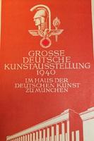 Grosse Deutsche Kunstausstellung Haus der Kunst