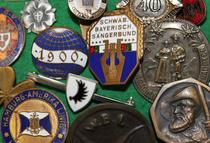 Kleinabzeichen, Mitgliedsabzeichen, Organisationsabzeichen