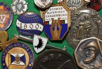 Organisationsabzeichen, Kleinabzeichen, Mitgliedsabzeichen